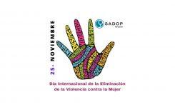 25 Día Internacional de la Eliminación de la Violencia Contra la Mujer