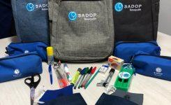 Sadop Informa Entrega de kits escolares y cartuchera docente 2021
