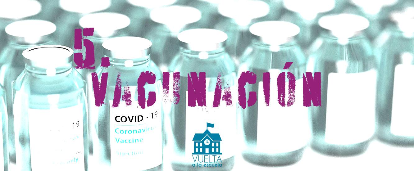 En este momento estás viendo Vuelta a la escuela: Vacunación